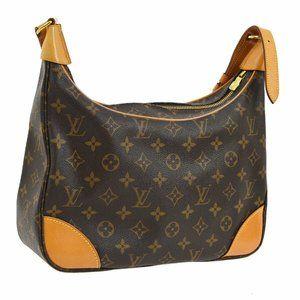 Louis Vuitton Boulogne 30 Shoulder Bag #N9003V02O